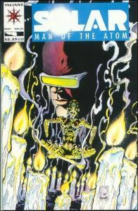 Valiant SOLAR, MAN OF THE ATOM (1991 Series) #21 NM