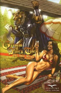Grimm Fairy Tales: April Fools' #2 VF/NM; Zenescope   save on shipping - details