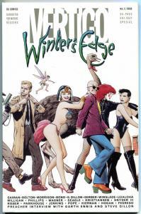 VERTIGO - WINTER'S EDGE #1 NM, 2 VF/NM, Neil Gaiman, Garth Ennis, 1998 2000