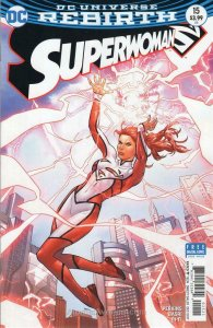 Superwoman #15A VF/NM; DC   save on shipping - details inside