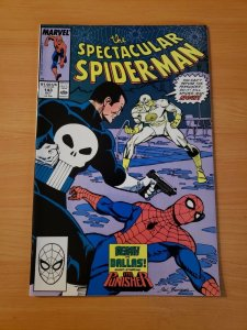 Spectacular Spider-Man #143 Direct Market Edition ~ NEAR MINT NM ~ 1988 Marvel