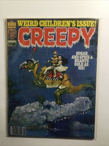 Creepy 94 Jan 1978 Fine Fn 6.0 Warren Magazine