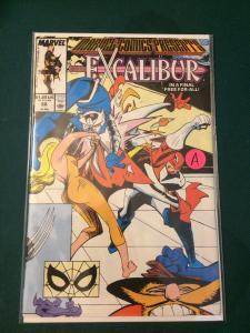 Marvel Comics Presents #38 Excalibur