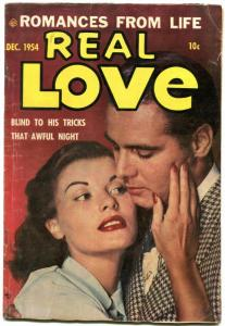 Real Love #65 1954- Ace Golden Age Romance- Photo cover VG
