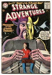 Strange Adventures #171 1964- DC Silver Age VG