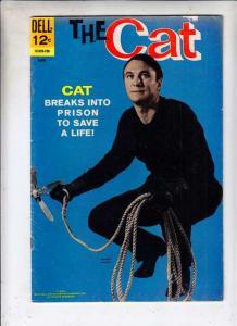 T.H.E. Cat #3 (Jun-67) FN+ Mid-High-Grade The Cat