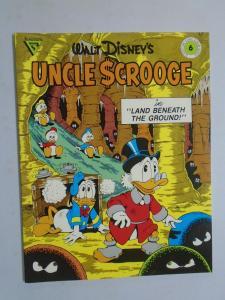 Walt Disney's Uncle Scrooge #6 - 8.0 VF