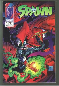 SPAWN 1 NM 9.6;1st  APPEARANCE SPAWN;1st SAM and TWITCH!