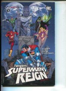 Tangent: Superman's Reign-Dan Jurgens-TPB-trade
