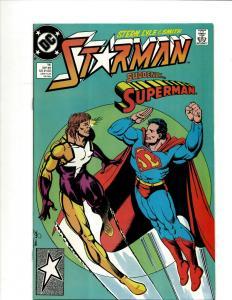 11 Starman DC Comics # 14 15 16 17 18 1 20 21 22 23 24 GK22