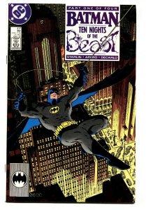 BATMAN #417 NM- comic book First appearance of KGBeast DC