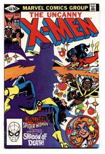 X-MEN #148 First appearance of CALIBAN  comic book x-men movie