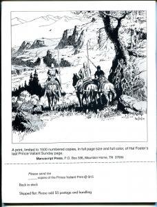 Comics Revue #135 1997-Dan Barry-Flash Gordon-Phantom-Modesty Blaise-VF