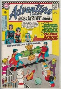 Adventure Comics # 356 Strict NM- High-Grade Lana Legion tale Baby Legionnaires