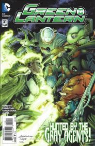 Green Lantern (5th Series) #51 VF/NM; DC | save on shipping - details inside