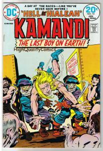 KAMANDI #13, VF, Jack Kirby, Last Boy on Earth, 1972, VFN, more in store