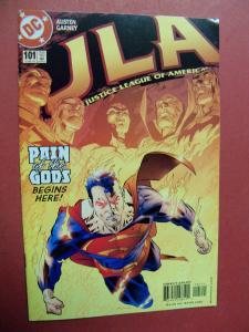 JUSTICE LEAGUE OF AMERICA  #101 VF/NM OR BETTER DC COMICS