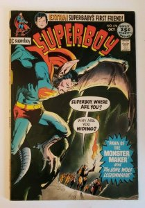 Superboy #178 (1971) Pawn Of The Monster Maker Fine 6.0