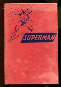 Adventures of Superman 1942 Random House Hardback - Lowther - Shuster