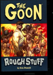 Goon-Rough Stuff-Eric Powell-TPB-trade