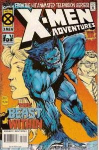 X-Men Adventures (Vol. 2) #10 VF/NM; Marvel | save on shipping - details inside