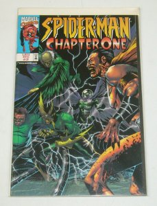 Spider-Man: Chapter One #2 VF/NM jae lee dynamic forces w/COA (11,804/15,000)