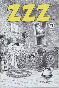 ZZZ #1A VF/NM; Alan Bunce | save on shipping - details inside