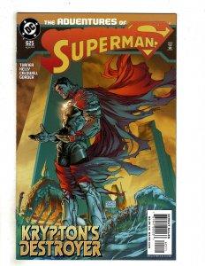 Adventures of Superman #625 (2004) OF42