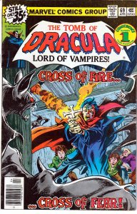 Tomb of Dracula(vol. 1) # 69 Lord of Vampires o More !