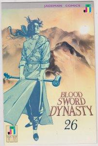 Blood Sword Dynasty #26