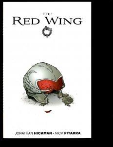 The Red Wing Image Comic Book TPB Graphic Novel Jon Hickman Nick Pitarra J401