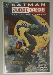 Batman Judge Dredd The Ultimate Riddle (1995) #1, 6.0 (1995)