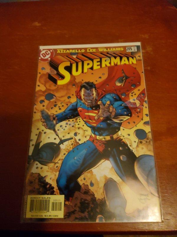 Superman #205 (2004)
