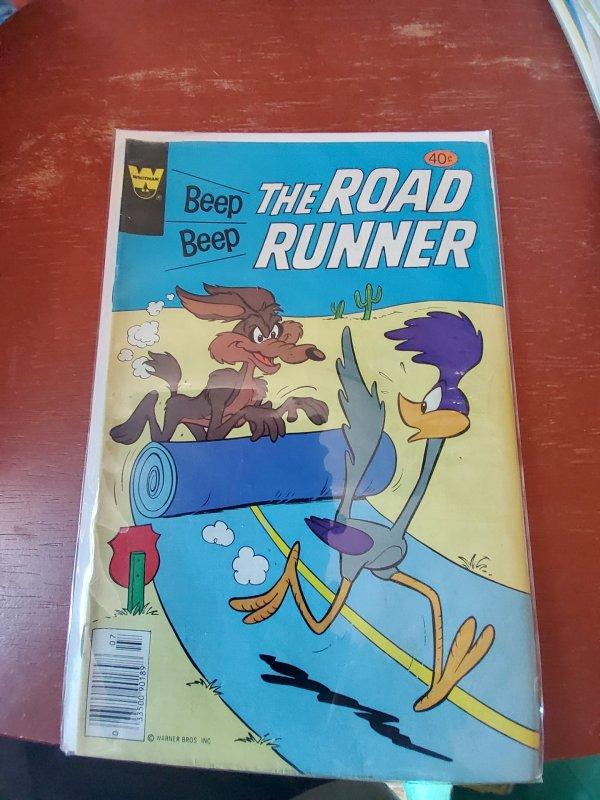 Beep Beep the Road Runner #81 (1979)