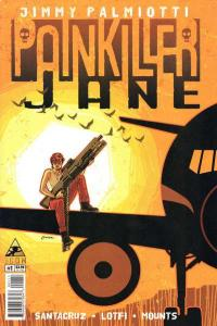 Painkiller Jane: The Price of Freedom #1, NM (Stock photo)