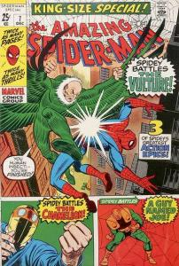 Amazing Spider-Man (1963 series) Special #7, VG+ (Stock photo)