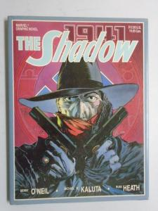 Shadow 1941 HC (Marvel) Hitler's Astrologer #1-1st Print, 6.0 (1988)