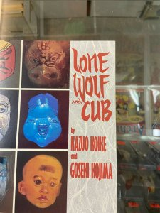 Lone Wolf and Cub 17 NM