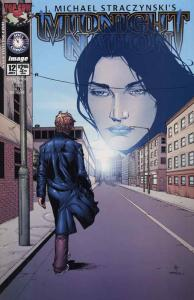 Midnight Nation #12 VF/NM; Image | save on shipping - details inside