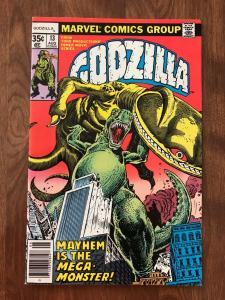 Godzilla: King of the Monsters #13 (Marvel; Aug, 1978) - VF