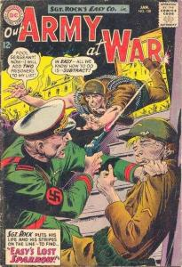 Our Army at War (1952 series) #138, VG- (Stock photo)