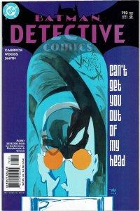 Detective Comics #793  Batman Mr Freeze NM