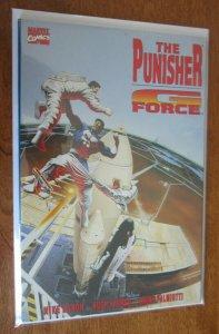 Punisher G-Force Graphic Novel #1 8.0 VF (1992)