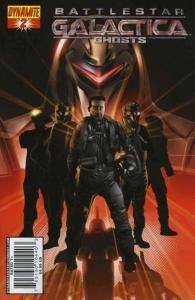 Battlestar Galactica: Ghosts #2 FN; Dynamite   save on shipping - details inside
