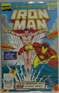Iron Man ANN #10 NS - 6.0 FN - 1989