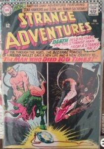 Strange Adventures #185 (1966)