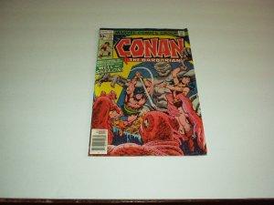 CONAN The Barbarian Comic #73, April 1977 (WELL OF SKELOS!)