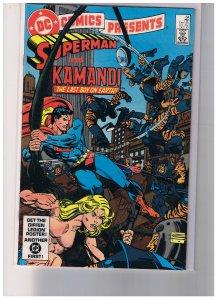 DC Comics Presents #  64