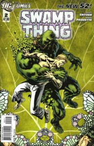 Swamp Thing (5th Series) #2 VF; DC | save on shipping - details inside