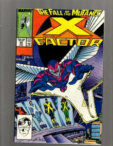 X-Factor # 24 NM 1st Archangel Appearance Marvel Comic Book X-Men Wolverine SB5